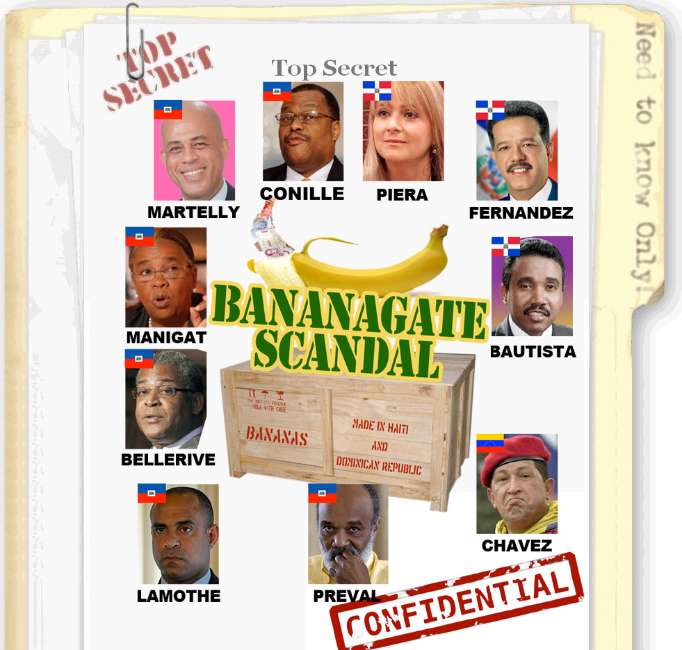 bannana gate scandal
