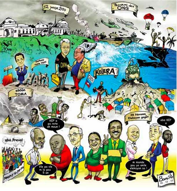 haiti so-called leaders
